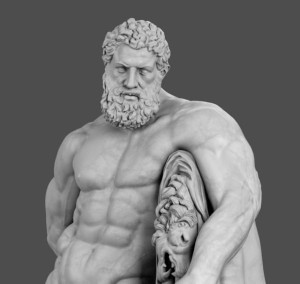 farnese-herculesLysippus greek