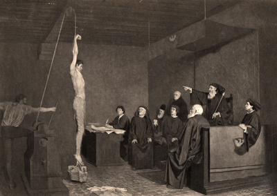 15th C. Torture - Used today by CIA.