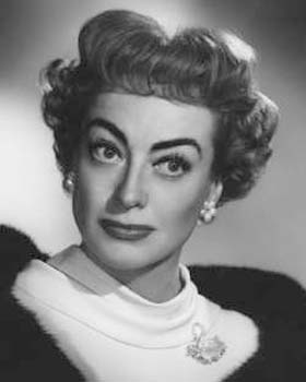 Grouch Marx eyebrows on women are terrifying!