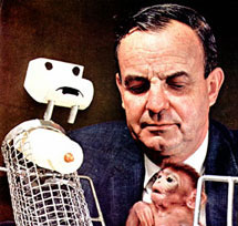 Maternal deprivation in Rhesus monkey's - Harry Harlow's 1950s experimentsfamous experiments