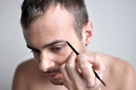 Men feminizing their appearance.