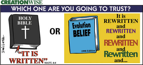 bible-vs-evolution