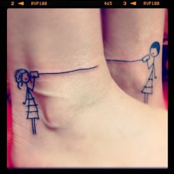 6-best-friend-tattoos-for-girls-on-ankles