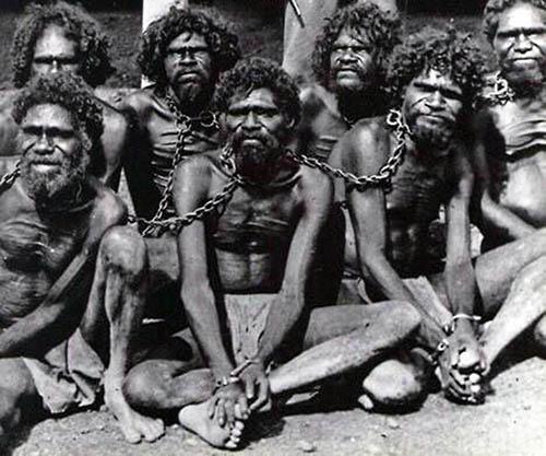 australian-aborigines-in-chains-at-wyndham-prison-1902-small