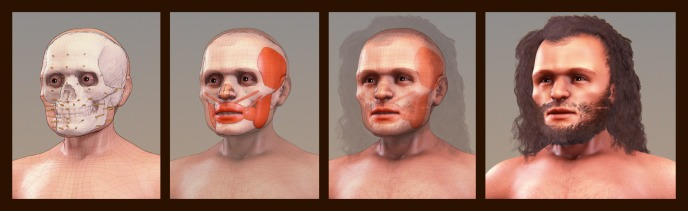 cro-magnon_man_-_steps_of_forensic_facial_reconstruction