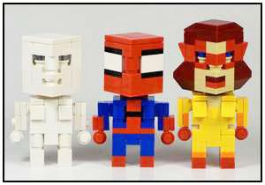 Lego species.